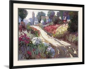 Spring Lane by Kent Wallis