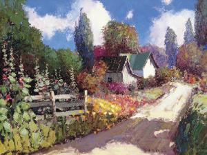 Summer Lane by Kent Wallis