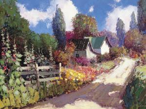 Summer Lane by Kent Wallis