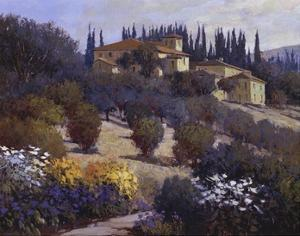 Tucked Away In Tuscany by Kent Wallis