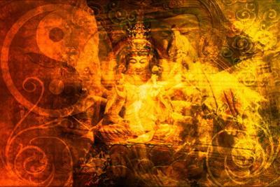 Buddha by kentoh
