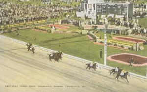 Kentucky Derby, Louisville