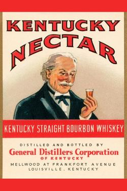 Kentucky Nectar Straight Bourbon Whiskey