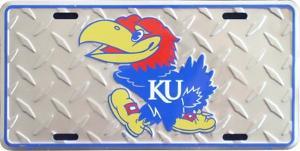 Kentucky State Jayhowks Diamond License Plate
