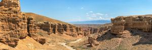 Charyn Canyon, Kazakhstan by Keren Su