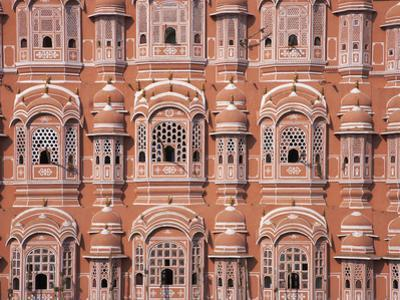 Hawa Mahal (Palace of Winds), Jaipur, Rajasthan, India by Keren Su