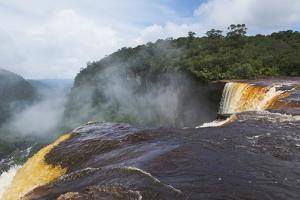 Kaieteur Falls, Guyana by Keren Su