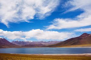Laguna Miscanti, San Pedro de Atacama, Antofagasta Region, Chile. by Keren Su