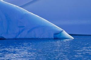 Landscape of iceberg, American Palmer Station, Antarctica by Keren Su