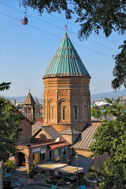 Sioni Cathedral, Tbilisi, Georgia by Keren Su