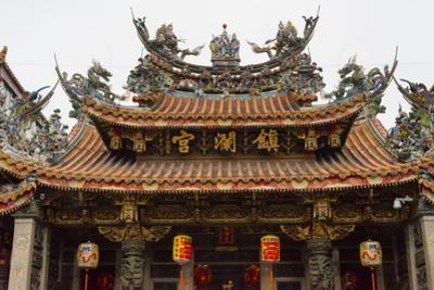 Tachia Chelan Temple dedicated to Matsu, Taichung, Taiwan by Keren Su