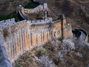 The Great Wall of China, Hebei, China by Keren Su