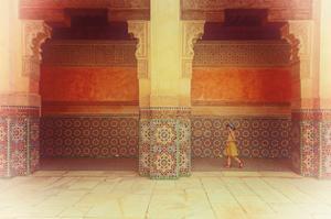 Palace Walk by Keri Bevan