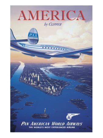 America by Clipper
