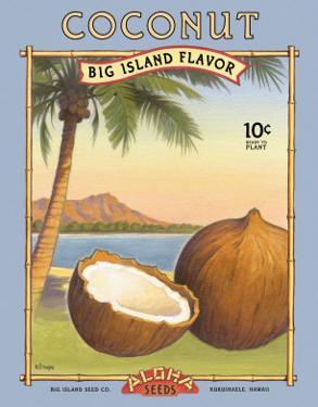 Coconut by Kerne Erickson