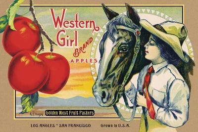 """Crete Label """"Apple"""""""