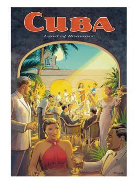 Cuba, Land of Romance by Kerne Erickson