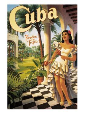 Cuba by Kerne Erickson