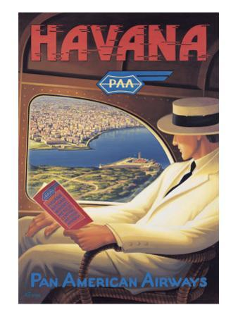 Havana by Kerne Erickson