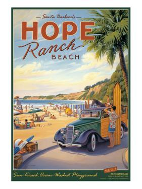 Hope Ranch by Kerne Erickson