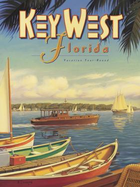 Key West Florida by Kerne Erickson