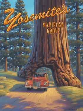 Mariposa Grove by Kerne Erickson