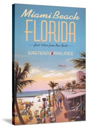 Miami Beach by Kerne Erickson