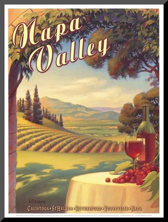 Napa Valley by Kerne Erickson