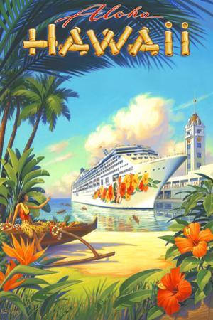 Pride of Hawaii by Kerne Erickson