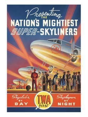 Super Skyliners by Kerne Erickson