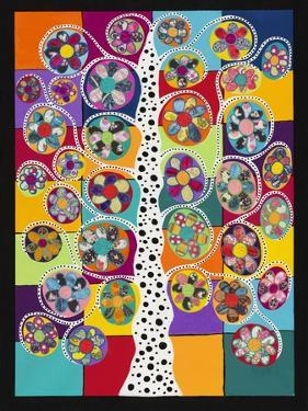 Pinwheel Tree by Kerri Ambrosino