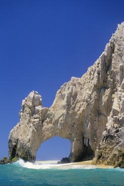 El Arco, Sea Arch at Cabo San Lucas by Kerrick James