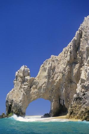 El Arco, Sea Arch at Cabo San Lucas by Kerrick James