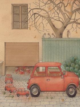 Automobile, 2005 by Kestutis Kasparavicius