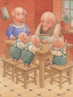 Pigs, 2005 by Kestutis Kasparavicius