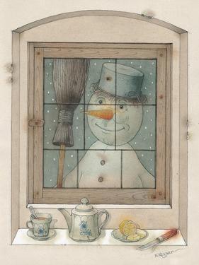The Snowman, 2003 by Kestutis Kasparavicius