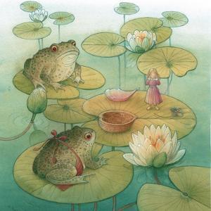 Thumbelina 07, 2005 by Kestutis Kasparavicius