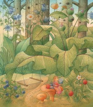 Thumbelina 09, 2005 by Kestutis Kasparavicius