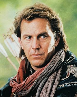 Kevin Costner, Robin Hood: Prince of Thieves (1991)