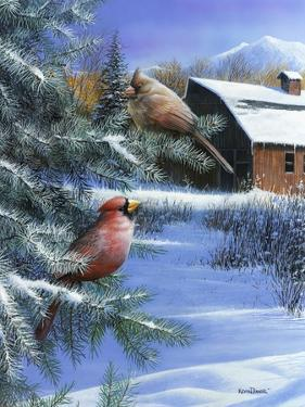 A Winter Day by Kevin Daniel