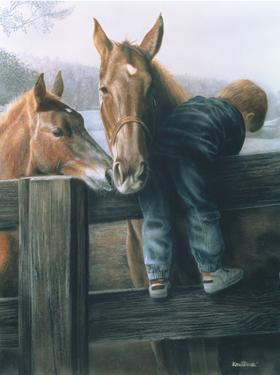 Grandpa's Farm by Kevin Daniel