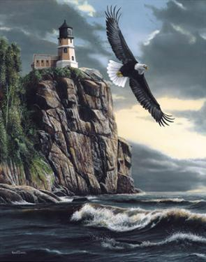 Lighthouse Cliff by Kevin Daniel
