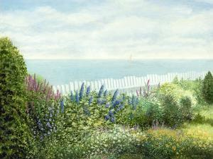 Cape Cod Garden by Kevin Dodds
