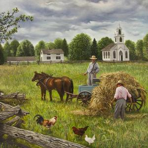 Hay by Kevin Dodds