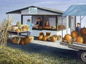 Joe's Vegetable Stand by Kevin Dodds