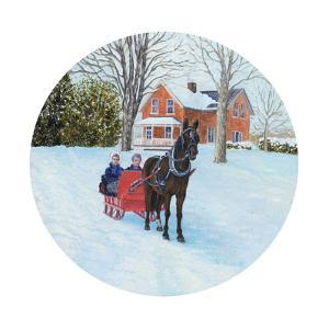 Winter Sleighride by Kevin Dodds
