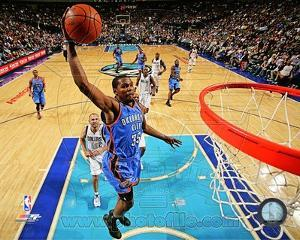 Kevin Durant 2011-12 Action