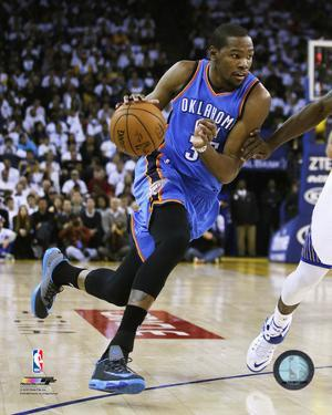 Kevin Durant 2014-15 Action
