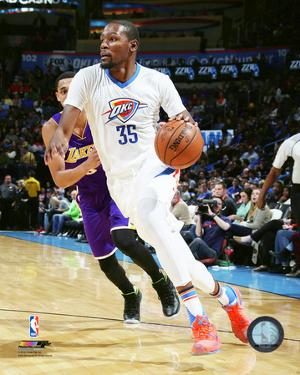 Kevin Durant 2015-16 Action