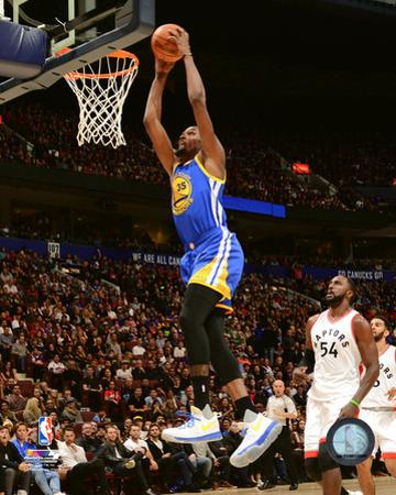 Kevin Durant 2016-17 Action